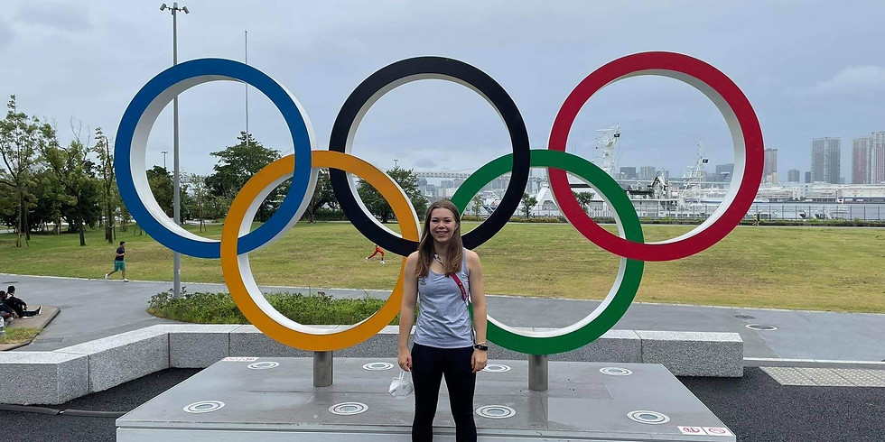 Q&A with Olympian Maddie Davidson