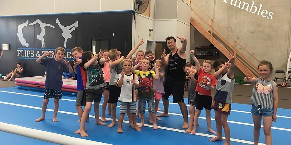 Kids Night Out! - Saturday 29th Sept 2018
