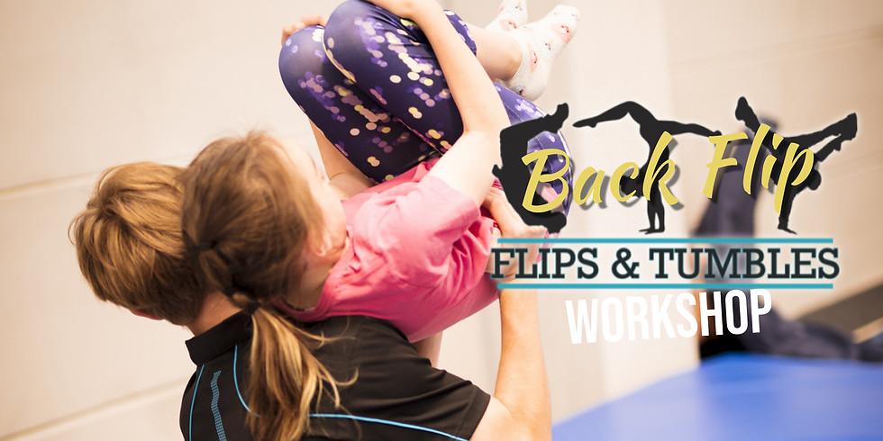Back Flip Workshop