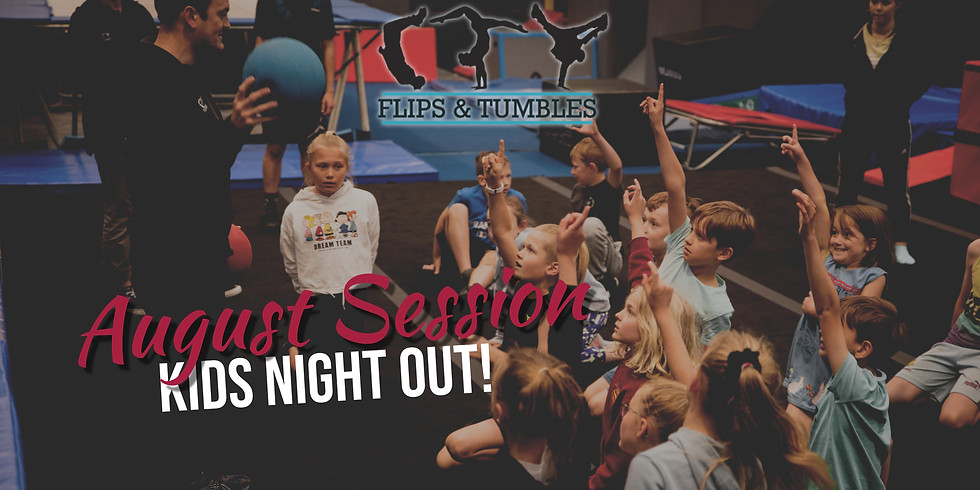 Kids Night Out!