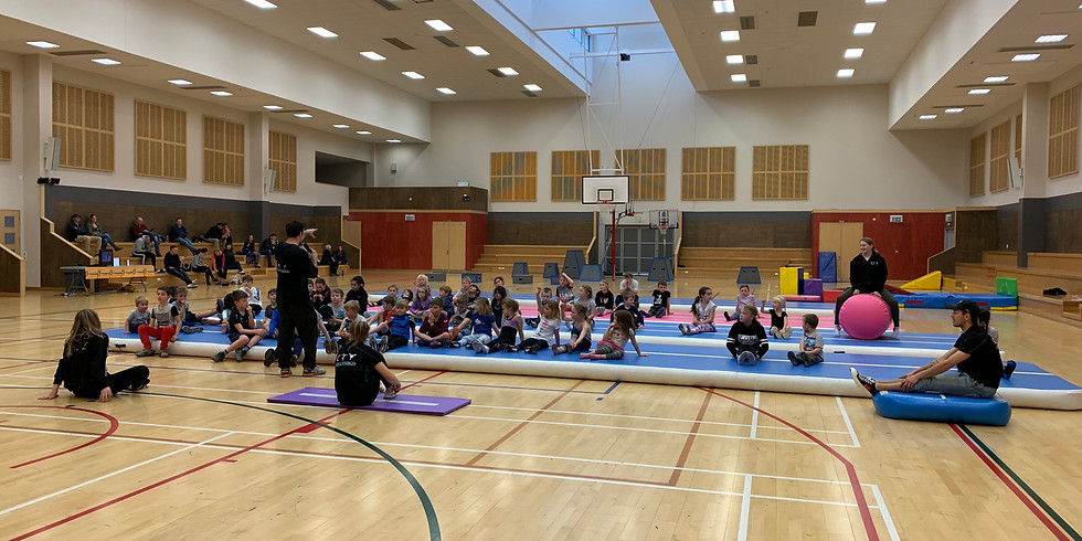 Greymouth | Parkour Workshops | May 2020
