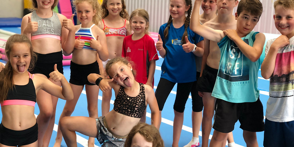 Open Tumble Special - Tuesday 3rd April