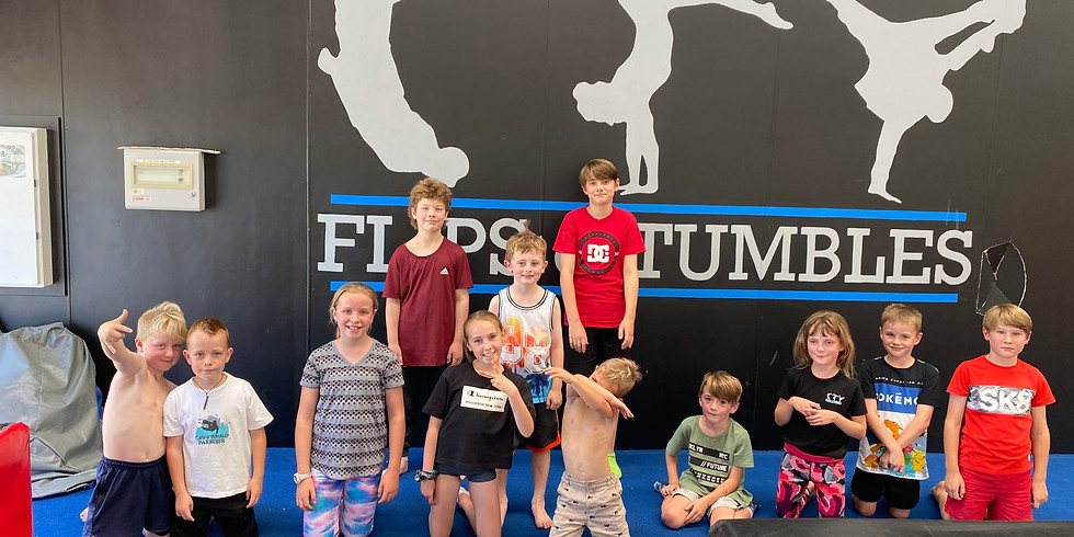 Open Sessions | WK 1 July Holiday Programme