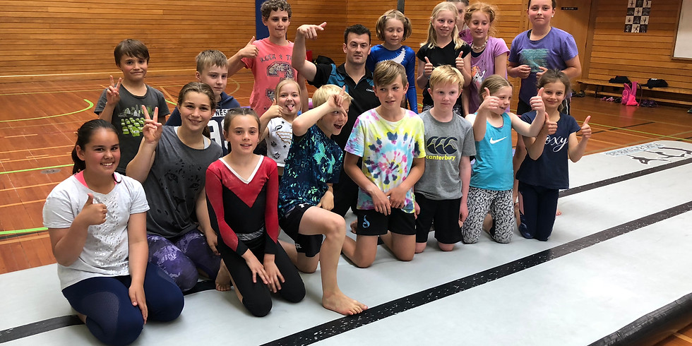 Cromwell Tumbling Clinic - 15th December 2019