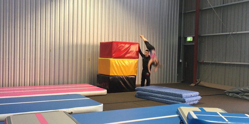 Parkour Clinic in Rolleston; Friday 13th July