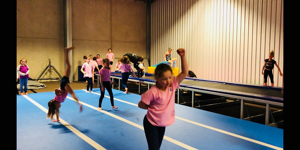 ROLLESTON - Week 2 - October Holiday Programme 2018 (8th-12th)