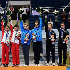 3rd at the Minsk World Cup, Belarus