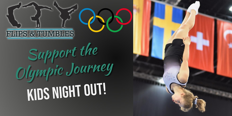 Kids Night Out! Olympic Journey