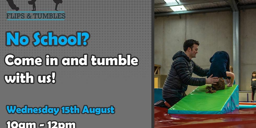 Open Tumble Session 15/08/18