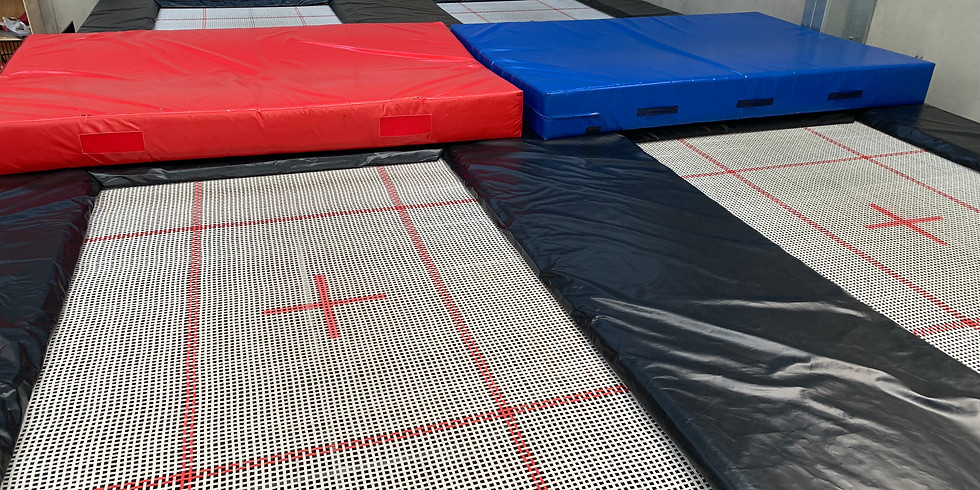 FREE: Trampoline 'Have-A-Go' | 5-8 yrs | 12pm - 1pm