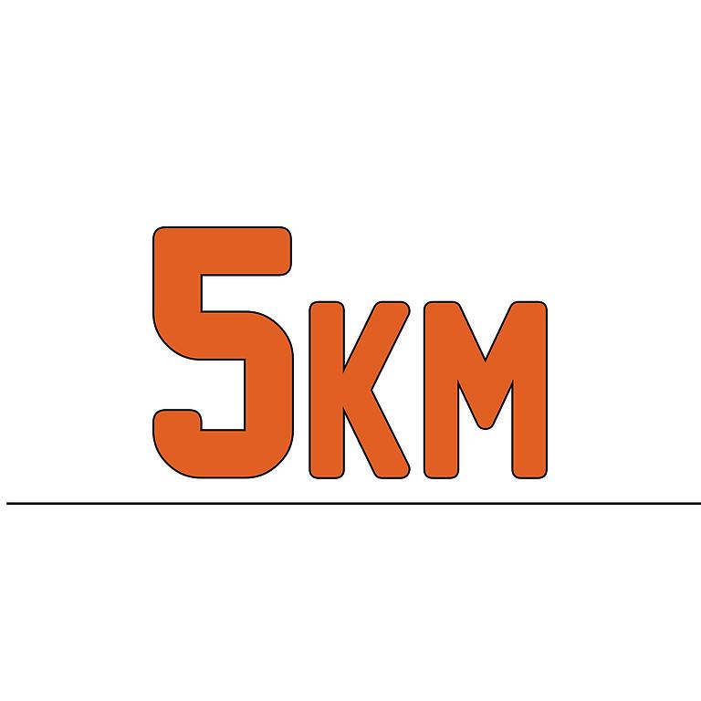 5km Run (£10 online)