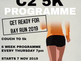 C25K 6 Week Programme
