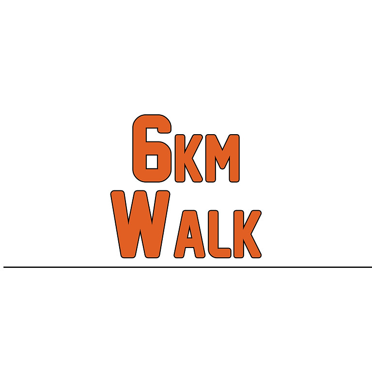 6km Walk (£0)