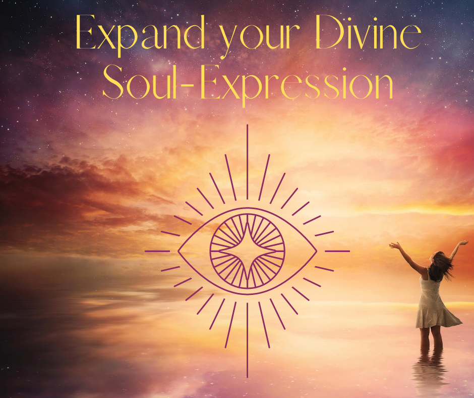 Divine soul and self-expression $140AUD