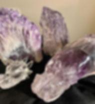 Cathedral Amethyst Dragon & Crystal Drag