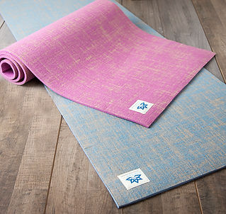 The most comfortable yoga mat