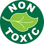 Non-toxic yoga mat