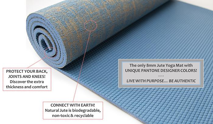 Most comfortable yoga mat memory foam
