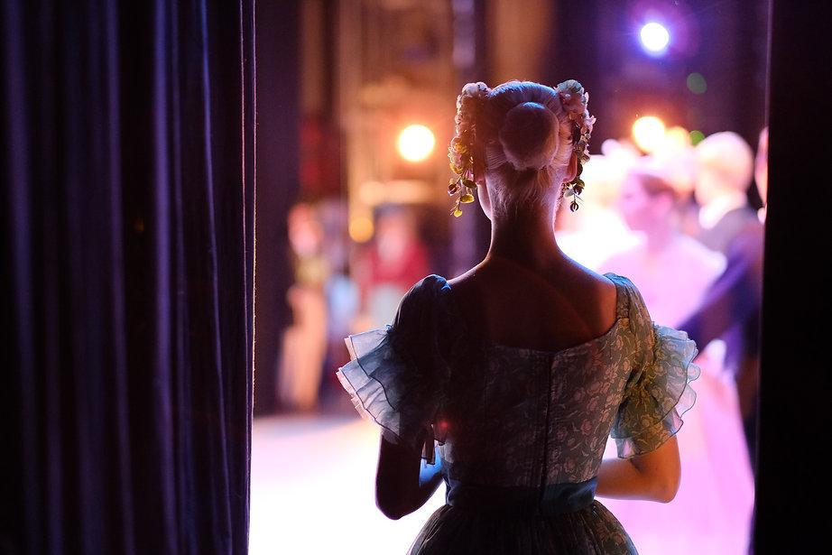 Backstage Freilichtspiele Gemünden