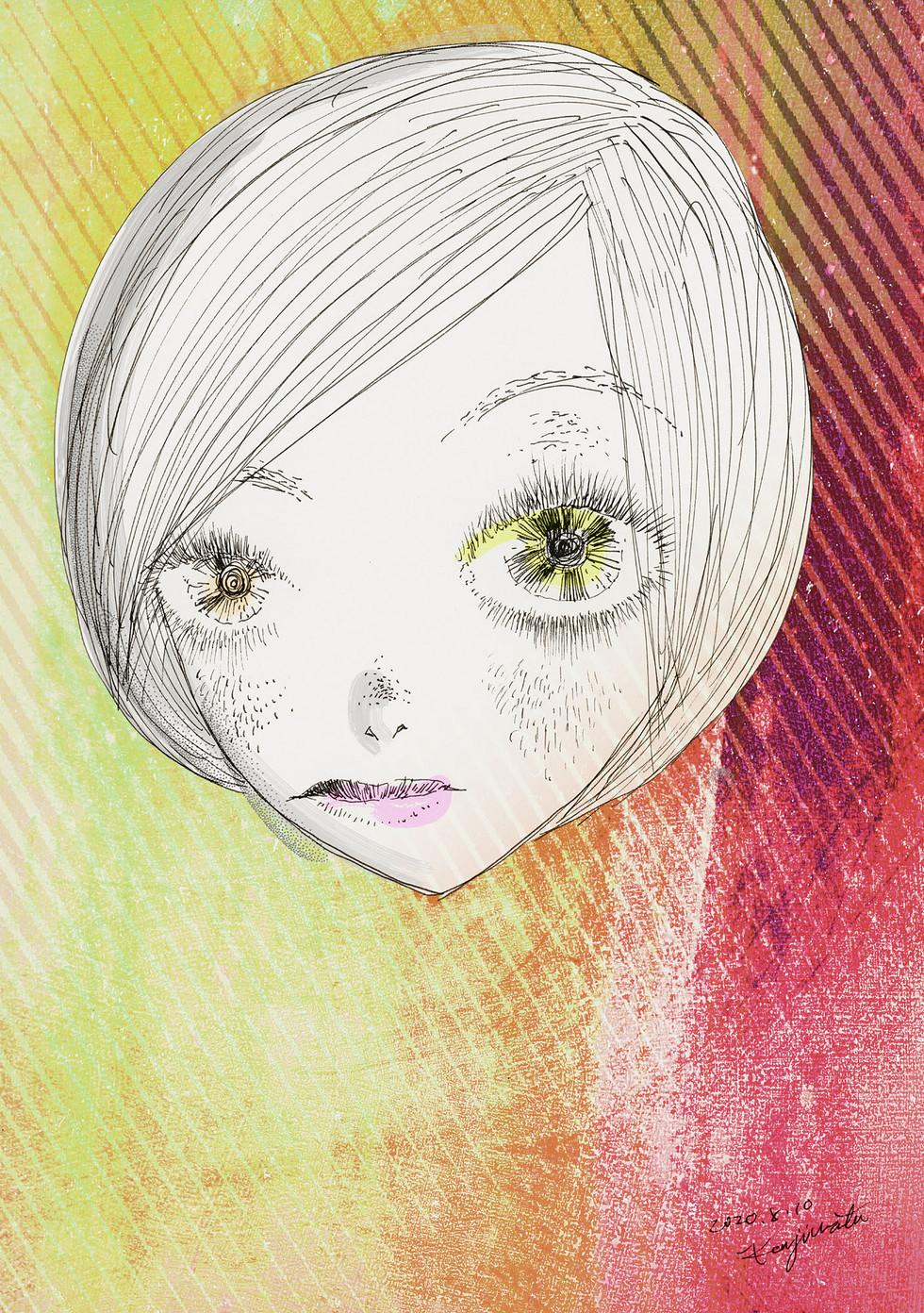 浦田健二 04「FACES」