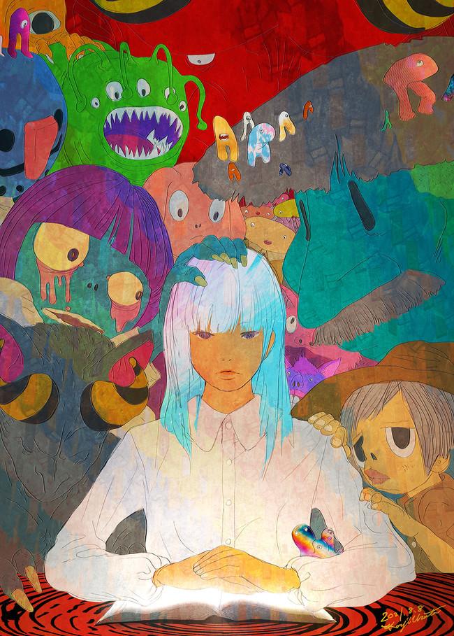 浦田健二 01 「BOOK MONSTER」