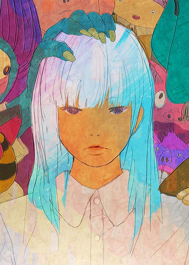 浦田健二 03 「BOOK MONSTER」