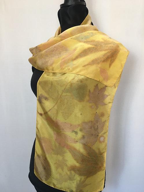 Silk Scarf H11-267 Marigold