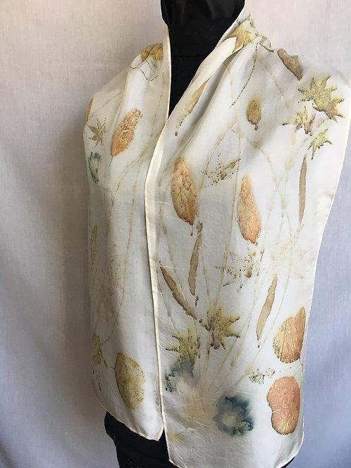 Silk Scarf H11-181 Eucalyptus