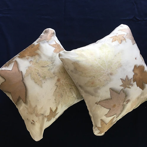 Cushion Cover, pillow case set of 2, 14 x 14 inch