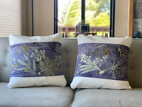 Cushion Cover, pillow case set of 2, 18 x 18 inch
