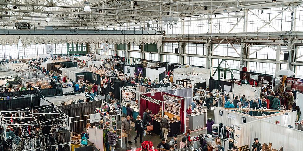 Craneway Craft fair 2019 (KPFA Crafts Fair)