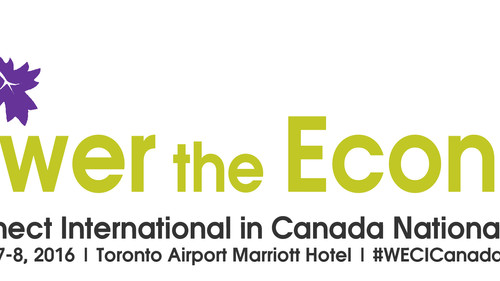 WeConnect International in Canada Power the Economy Conference 2016