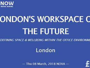 Unilever UK&I Health & Wellbeing Lead Nikki Kirbell At London's Workspace Of The Future