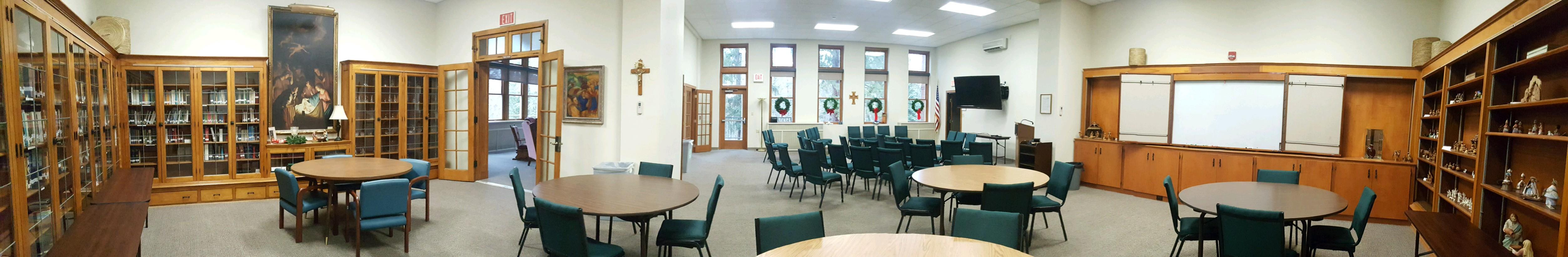 Retreat Center: Mercy Room