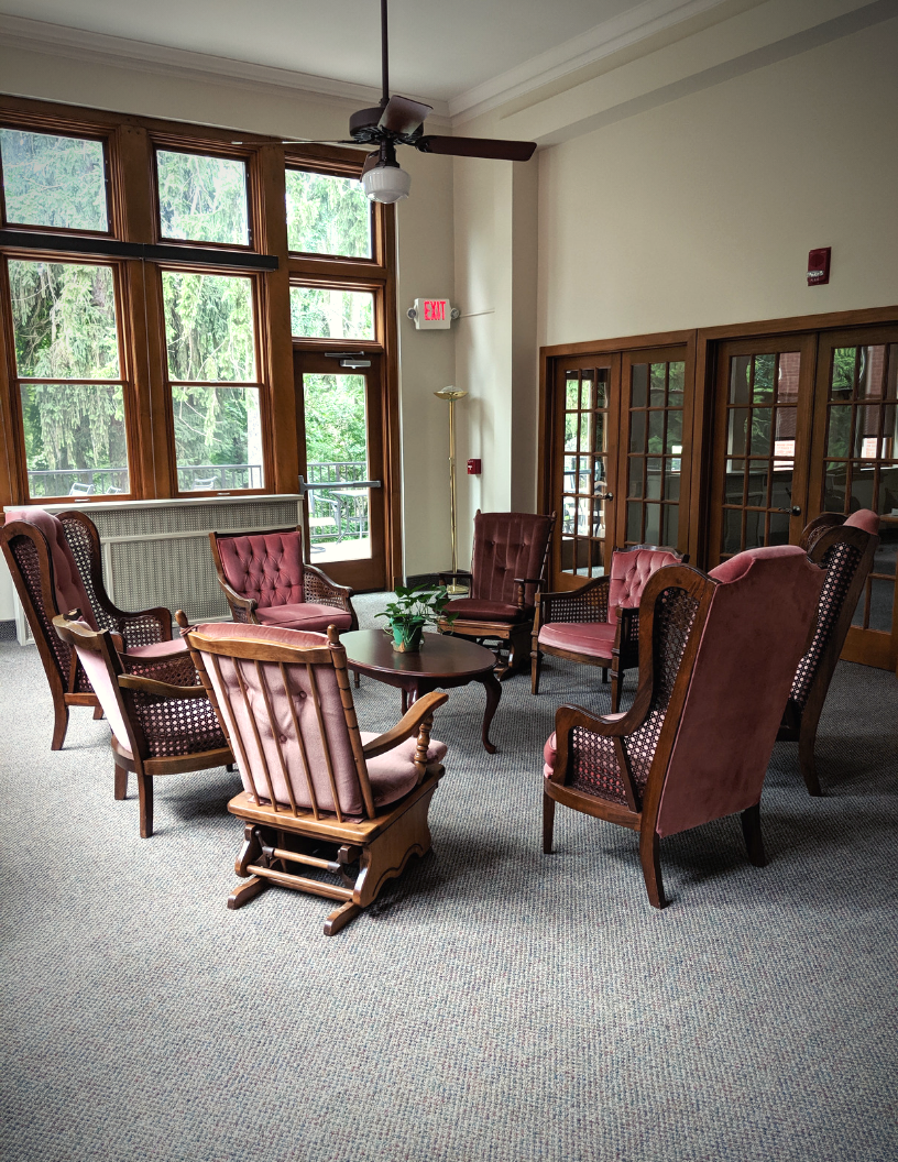Retreat Center: Rose Room