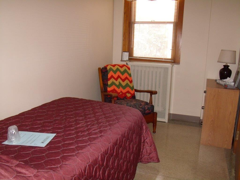 Retreat Center: Standard Room