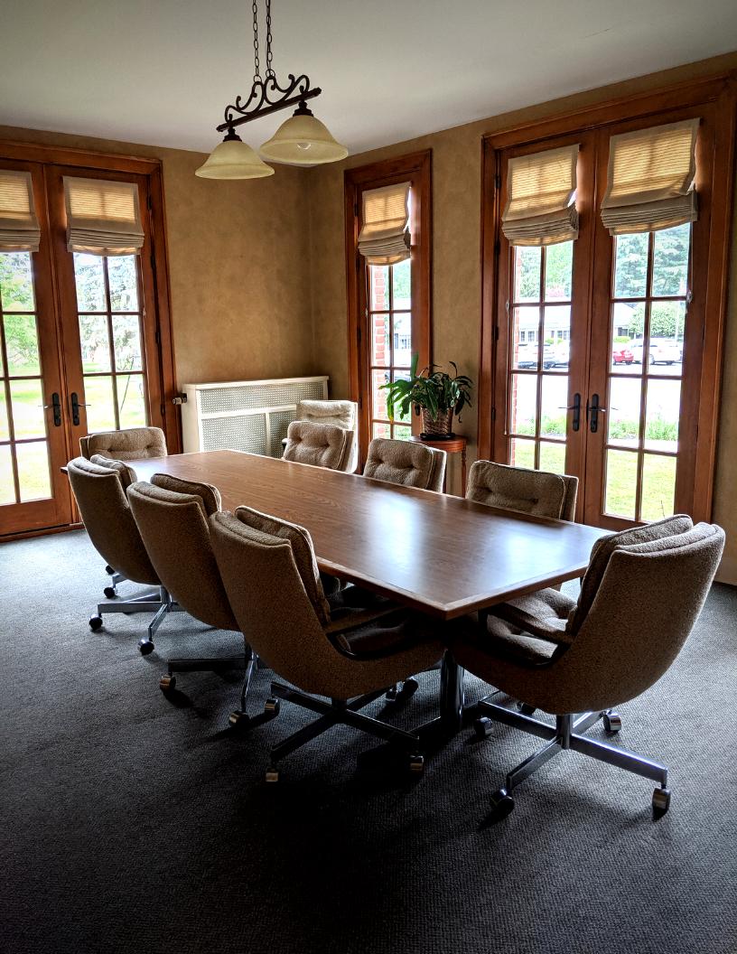 Retreat Center: Board Room