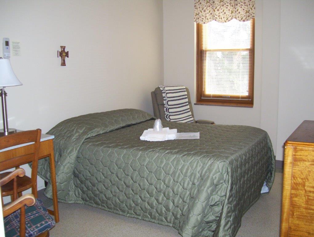 Retreat Center: Select Room