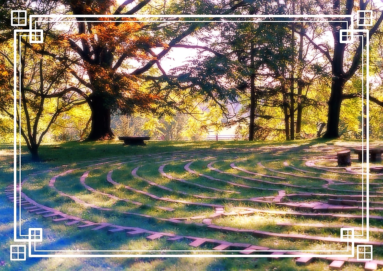 Retreat Center: Labyrinth