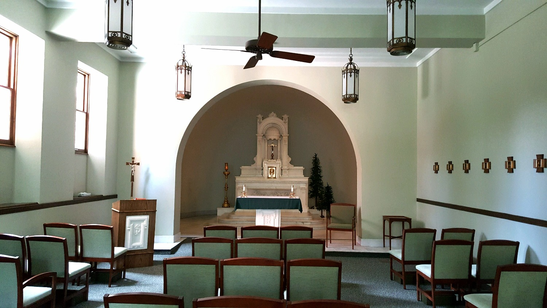 Retreat Center: Chapel