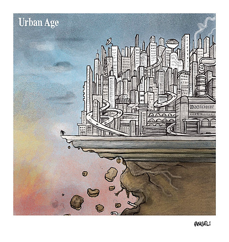 Urban Age, 2008 - série Urban Age