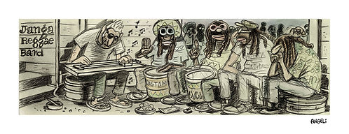 Janga Reggae Band, 2002 - Série Big Band
