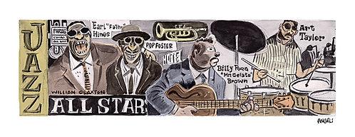 All Stars, 2005 - série Jazz