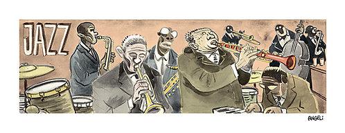 Untitled, 2005 - série Jazz