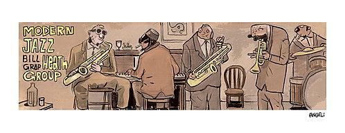 Modern Jazz, 2006 - série Jazz