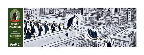 Dia do suicídio coletivo, 2004 - série Mondo Pinguino