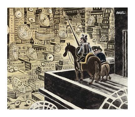 Don Quijote, 2005 - série Urban Age