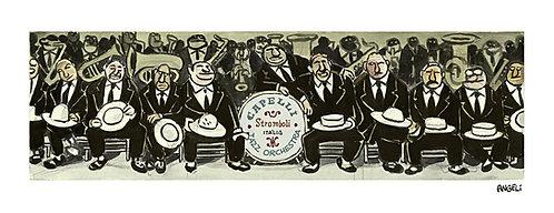Capelli Jazz Orchestra, 2004 - série Jazz