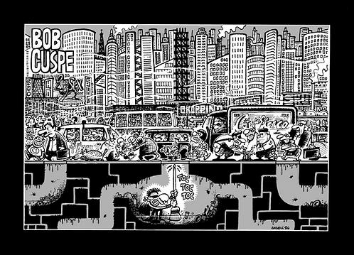 Bob Cuspe - Underground, 1986
