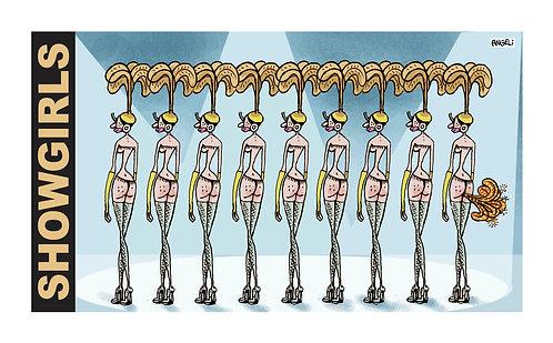 Showgirls, 2003